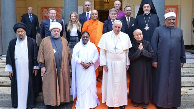 Déclaration Universelle des Chefs Religieux contre l'Esclavage