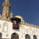 Mosquée Al-Azhar, le Caire