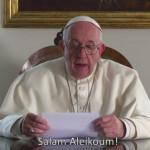 Message du Pape au peuple marocain