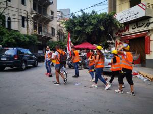 volunteers - adyan s